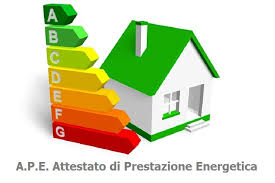 Attestazione di prestazione energetica
