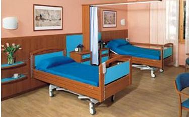 Residenza sanitaria: familiare ricoverato