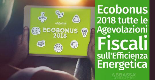 Ecobonus: invio documentazione Enea